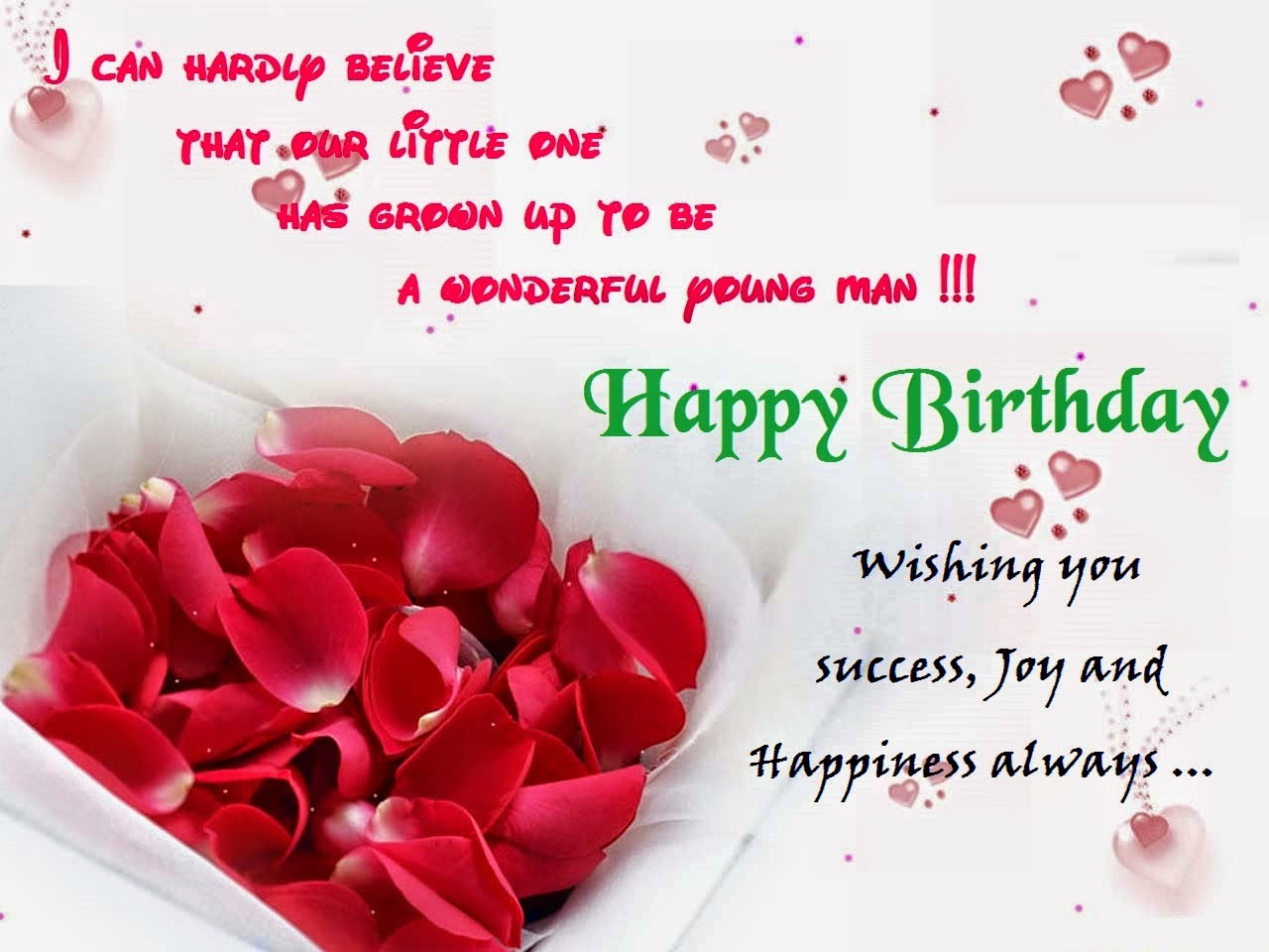 Happy Birthday Wishes Saying Quotes For Someone Or Special Friend