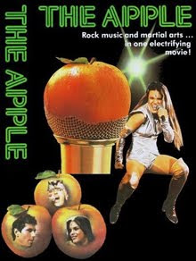 catherine mary stewart the apple