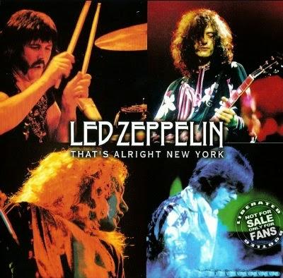 1975 - Led Zeppelin - That's Alright New York - Bootleg