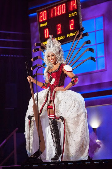 Miss Canada National Costume Miss Universe 2014