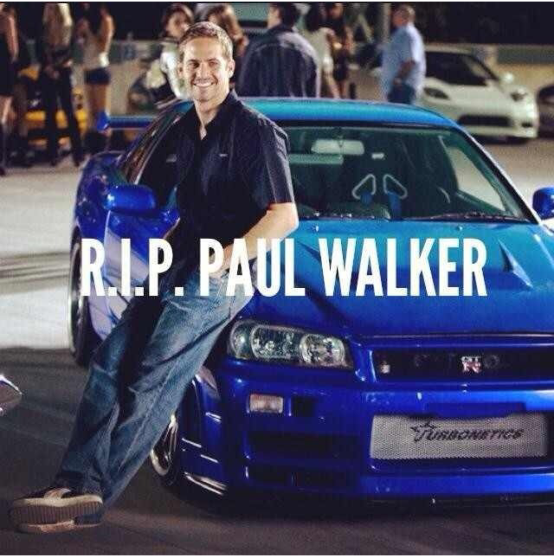 r i p paul walker It is with a truly heavy heart that we must confirm that paul walker passed away  today in a tragic car accident while attending a charity event for.