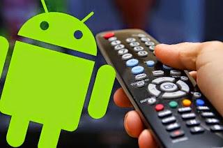 cara membuat android menjadi remote tv