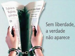 LIBERDADE DE EXPRESSÃO JÁ!