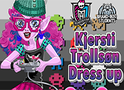 Kjersti Trollson  Brand-Boo Students Dress Up