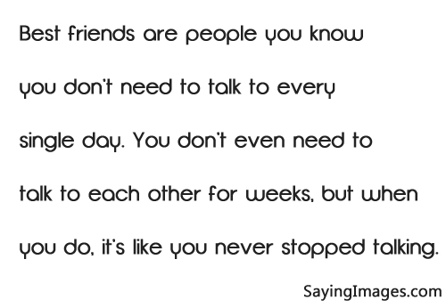 Entertainment best friendship quotes for all time