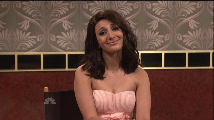 nasim pedrad boobs size