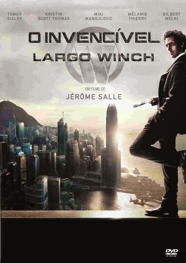 O Invencível: Largo Winch – Dublado (2008)