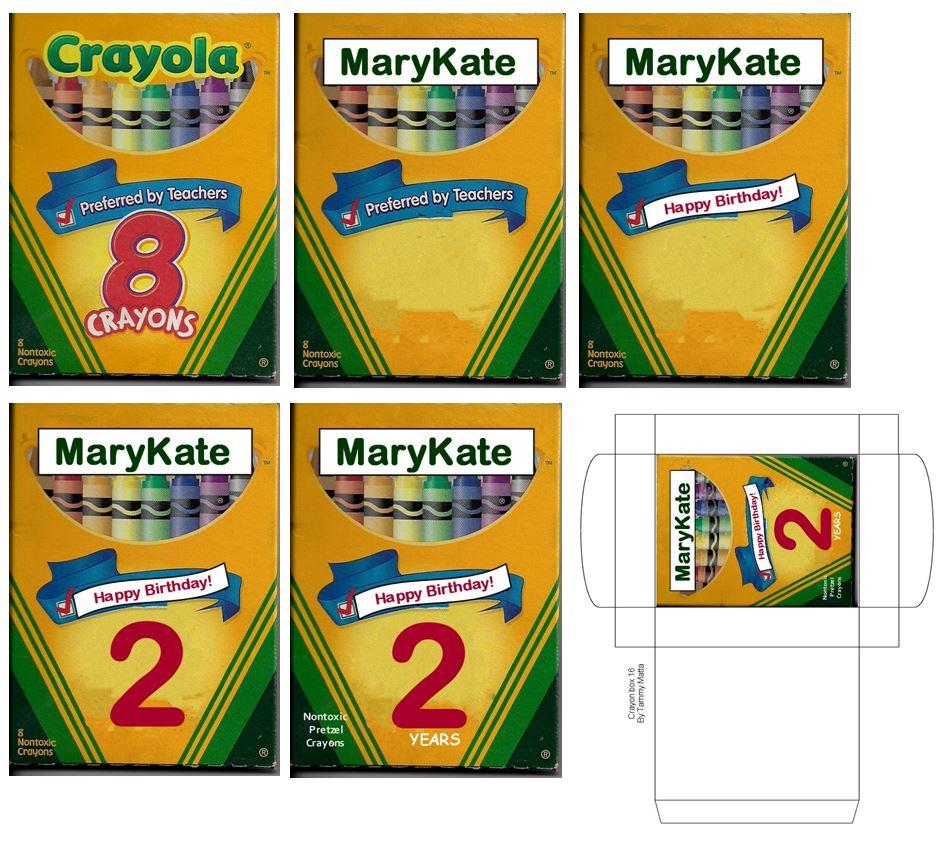 Clever Chicks Blog Hop #32 AND a Crayon Pretzels Tutorial   The ...