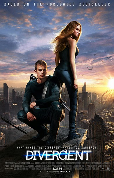 Divergent (2014) BRrip 720p cupux-movie.com
