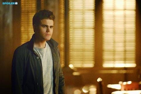 "The Vampire Diaries  ""6x16""  ""THE DOWNWARD SPIRAL""  Nuevos Stills"