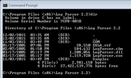 log parser gui free download