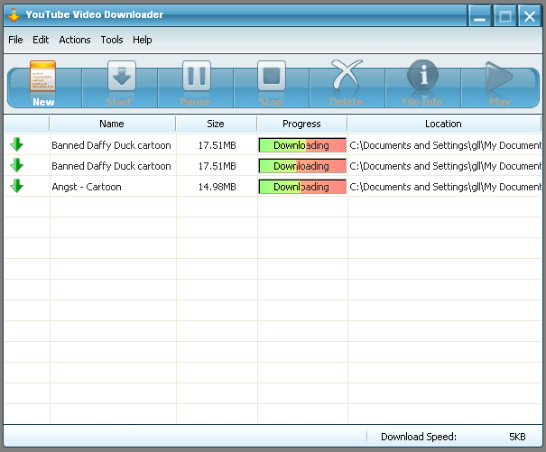Youtube video download manager software free