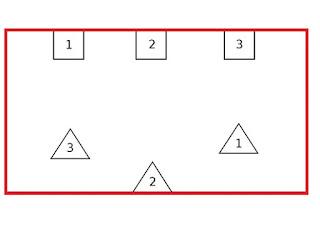 permainan matematika menghubungkan garis