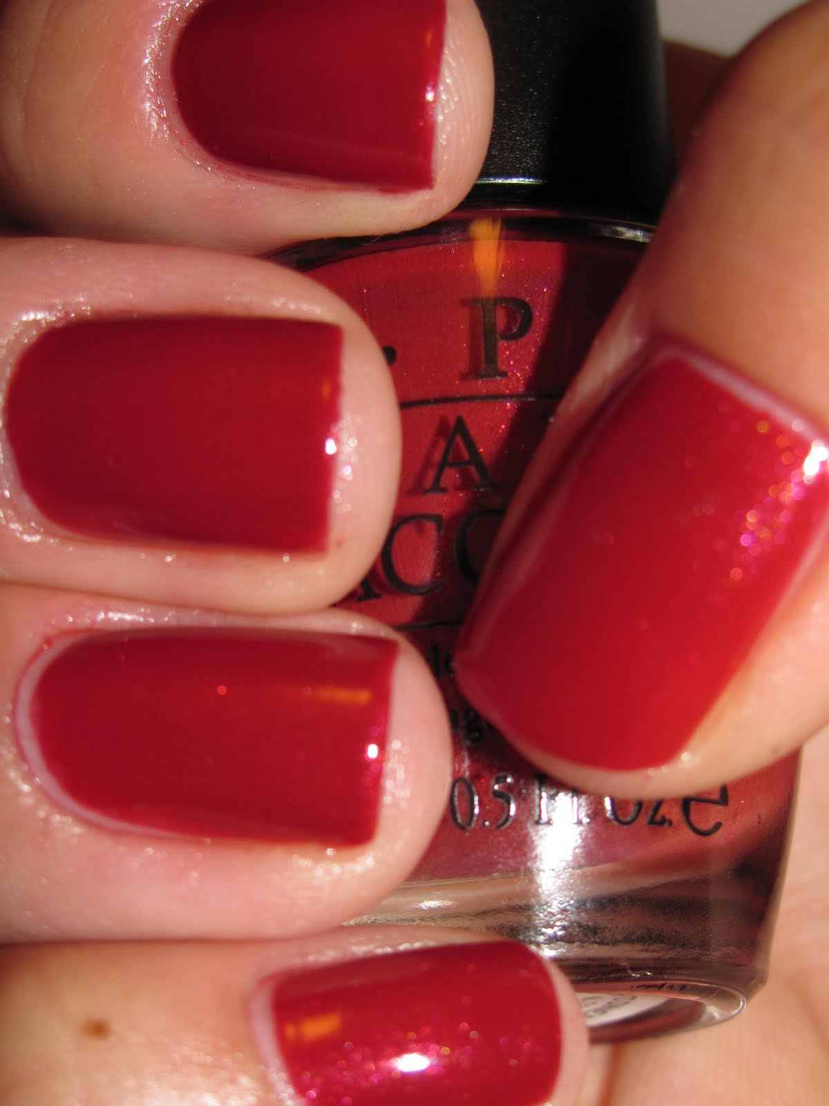 Opi Color To Diner For Paws to Polish:...