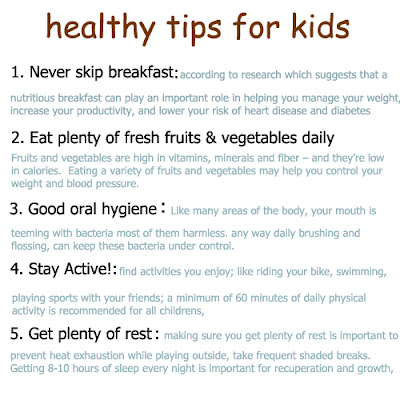Article, health, kids, fitness, weight loss, tips weight loss