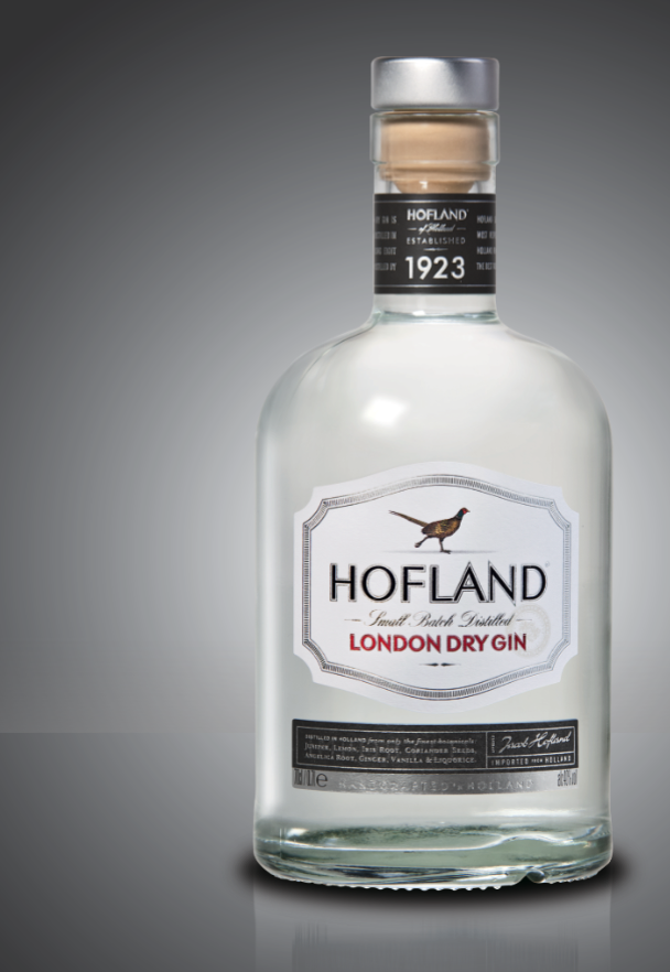 Hofland Premium Gin: London Dry