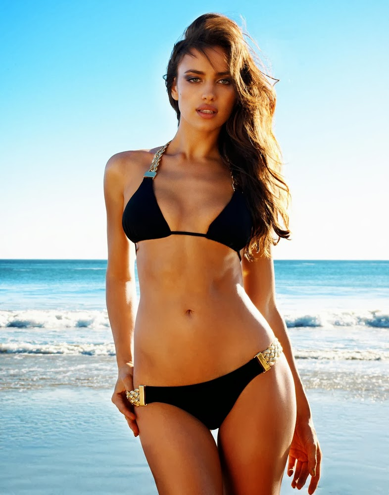 Irina Shayk for Beach Bunny Swimwear Campaign Take Me to ...