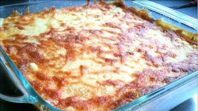 resep dan cara membuat lasagna panggang enak dan sederhana