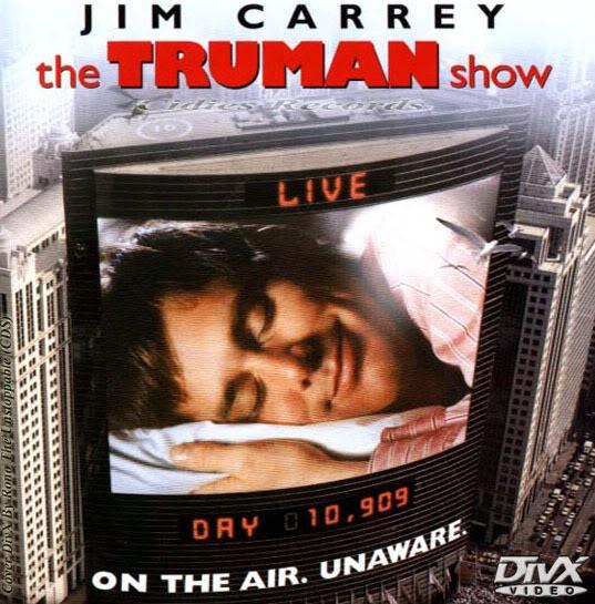 Peliculas post apocalipticas,distopicas y cyberpunk! The_Truman_Show-front