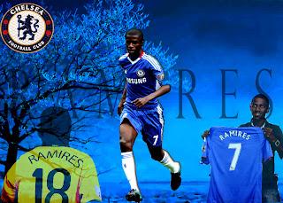 Ramires Chelsea Wallpaper 2011 2