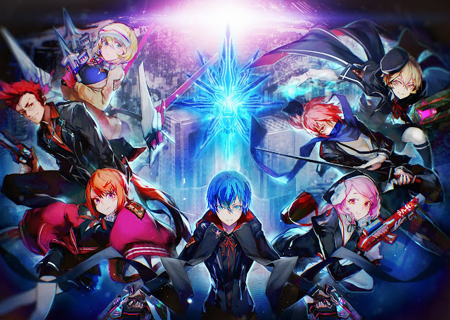 Anime Action Terbaik Gunslinger Stratos
