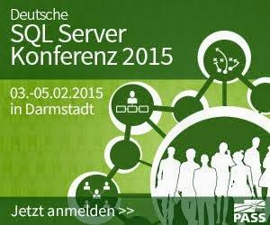 SQL Server Konferenz 2015