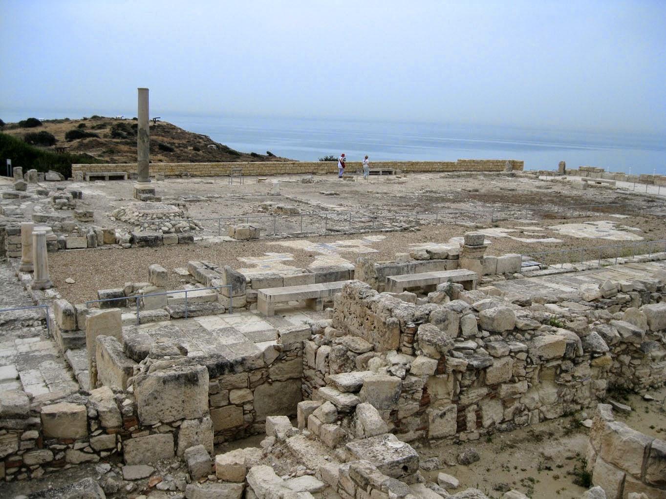 Chipre - Kurion