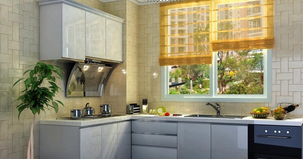 Tips desain kichen set yang kreatif jual kitchen set murah for Kitchen set yang bisa dipindah