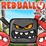 Red Ball 4: Volume 2 | Juegos15.com