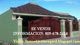 Casas de Venta en La Vega R.D