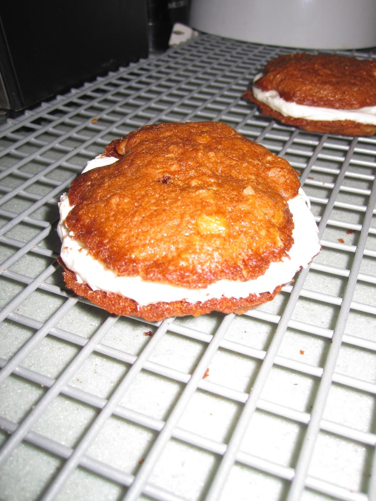 Carrot Cake Cookies Epicurious