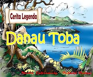 · 102 kB · jpeg, Contoh Cerita Bahasa Inggris - Legenda Danau Toba
