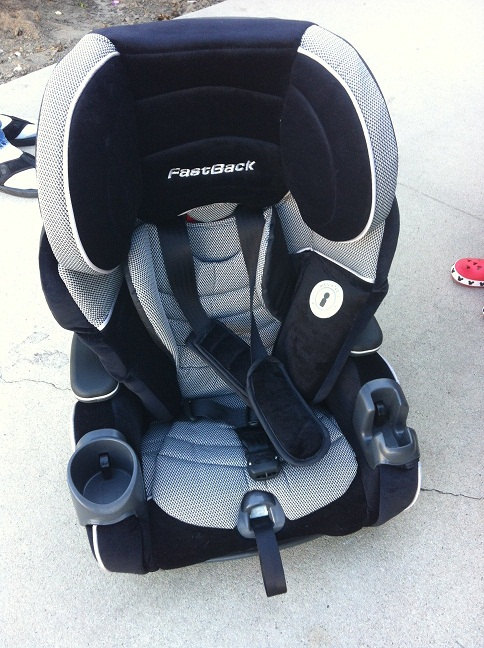 being MVP: Baby Trend: TrendZ Fastback 3-in-1 Car Seat