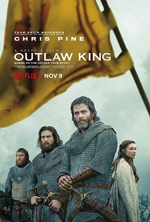 Legítimo Rei - Netflix Outlaw King Torrent torrent download capa