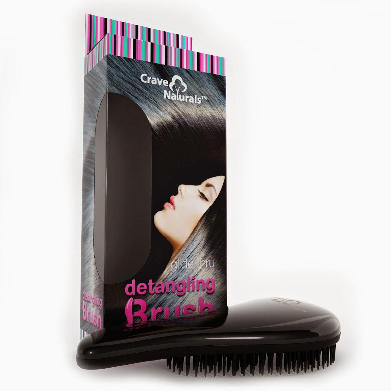 Crave Naturals Detangling Brush