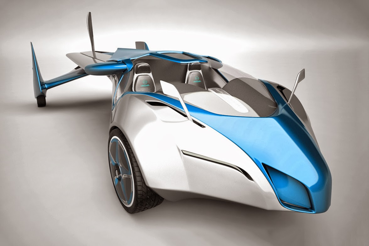 Fam Apparel World S First Flying Car The 2013 Aermobile