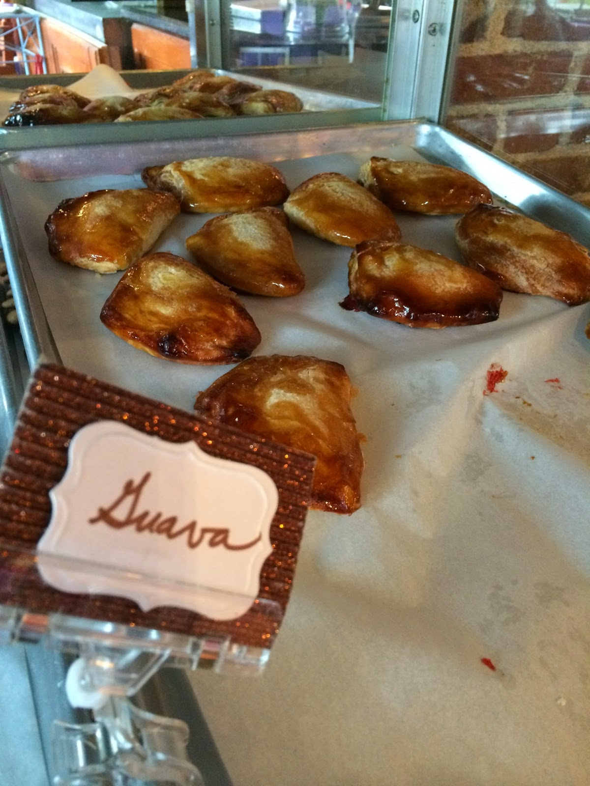 Guave Pastries