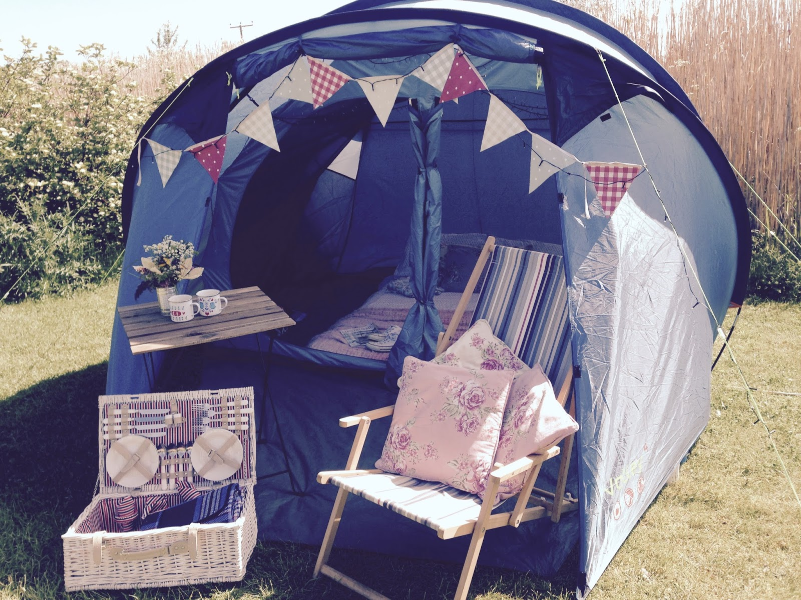 How To Make A Tent The Hearty Home Make Your Tent A Stylish Retreat