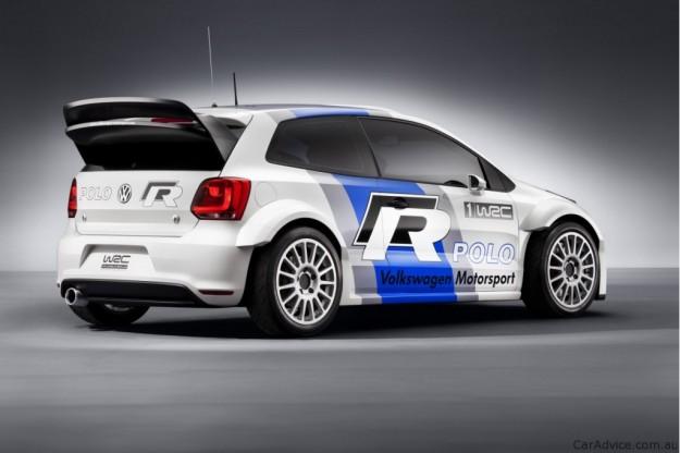 2013 Volkswagen WRC Motosport