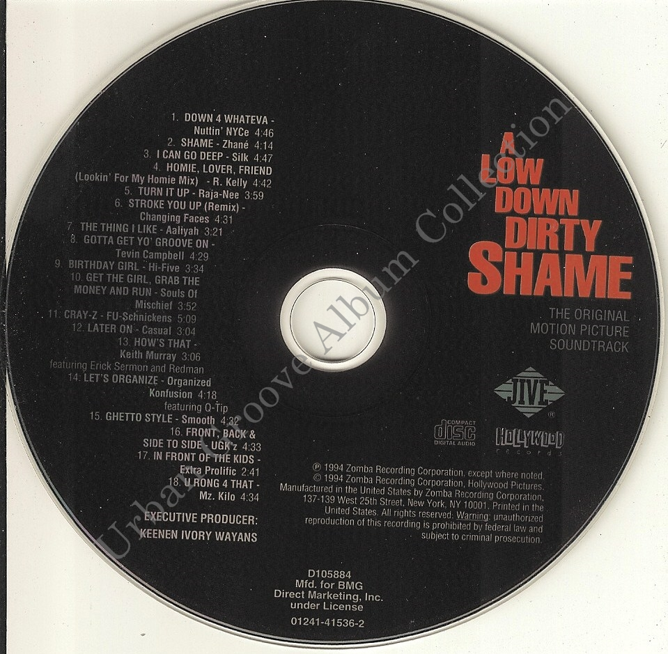 a low down dirty shame 1994