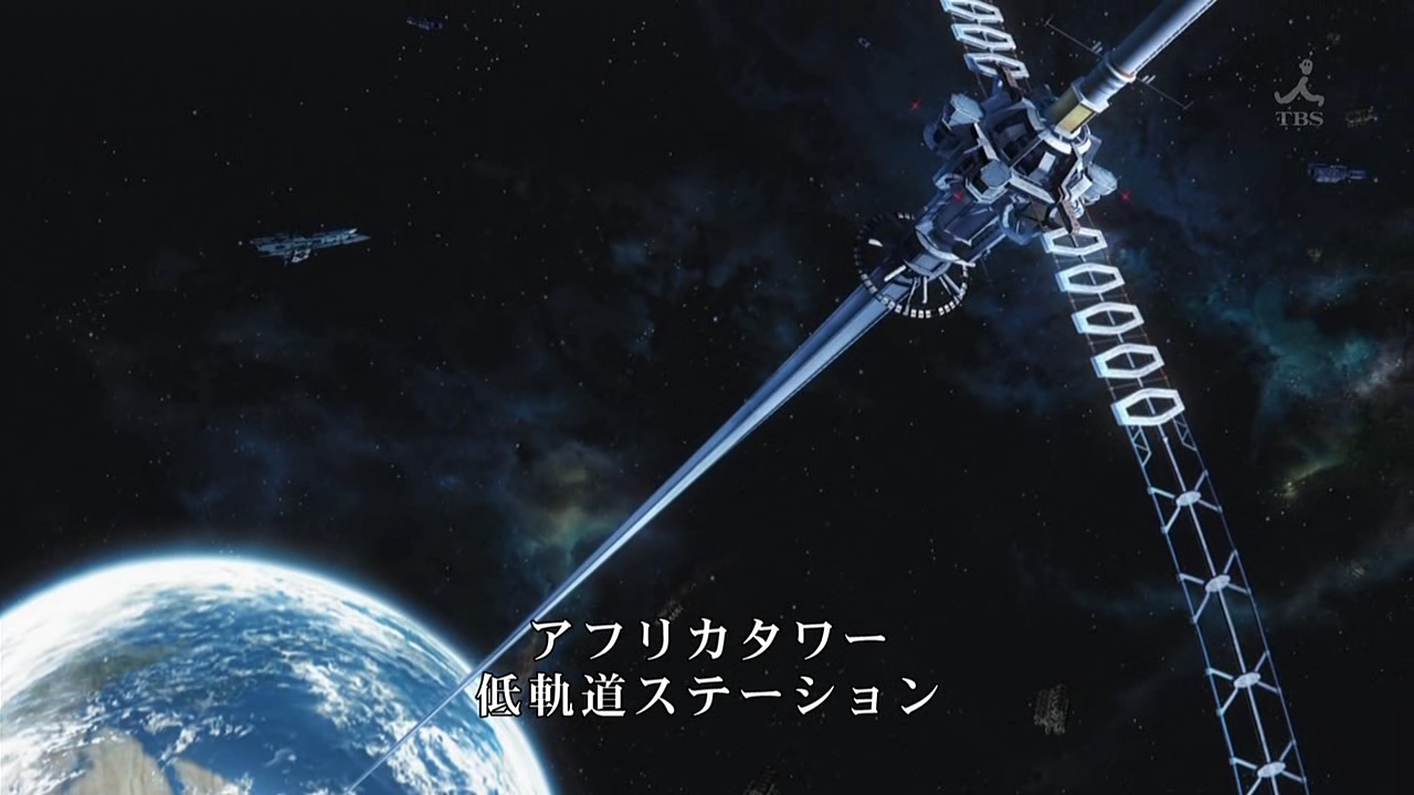 gundam space stations - photo #13