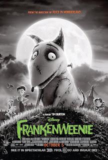 Filme Poster Frankenweenie CAM XviD & RMVB Legendado