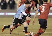 Argentina vs Costa Rica en VIVO