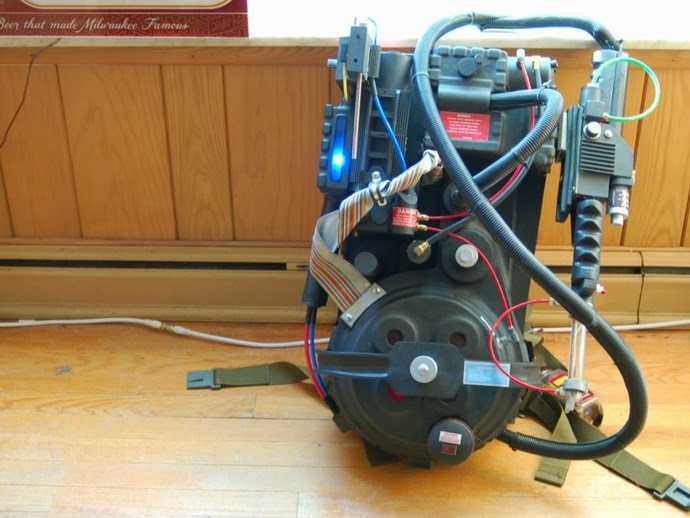 DIY 3D Printing: 3d printable Ghostbusters Proton pack - I ain't ...