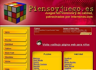 Pienso y juego