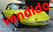 Puma GTS 1978 - vendido
