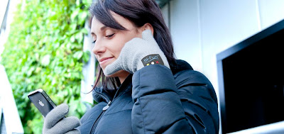 Smart Gloves for You - Bluetooth Talking Glove