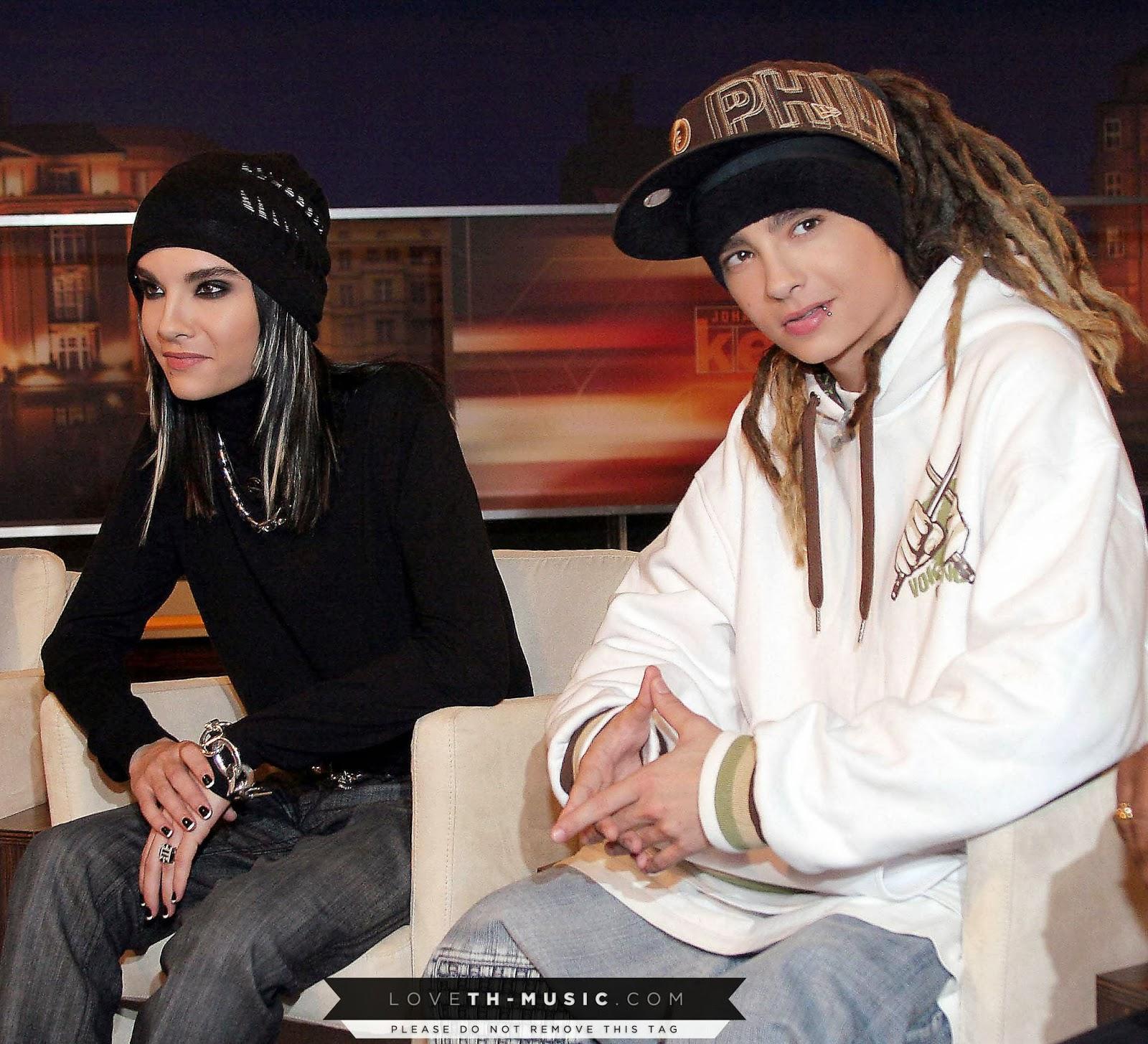 19.11.2007 - J.B. Kerner Show; Hamburgo, Alemanha 4