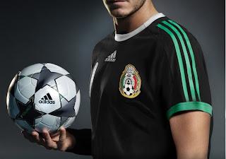 Contundente Goliza de México a los Ticos