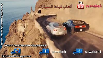 ألعاب قيادة السيارات